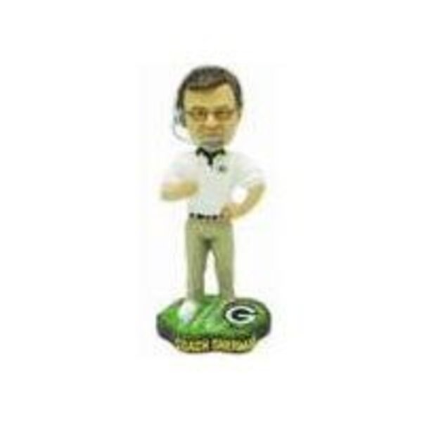 Packers 2003 Coach Mike Sherman Bobblehead Doll