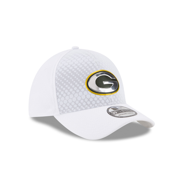 Packers 2017 Rush 39THIRTY OnField Flex Fit Hat