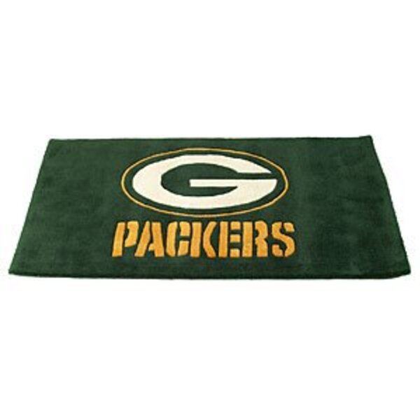 Packers 3' x 5' Rug