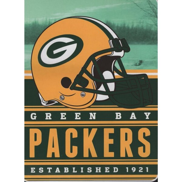 "Packers 60"" x 80"" Oversized Silk Touch Throw Blanket"
