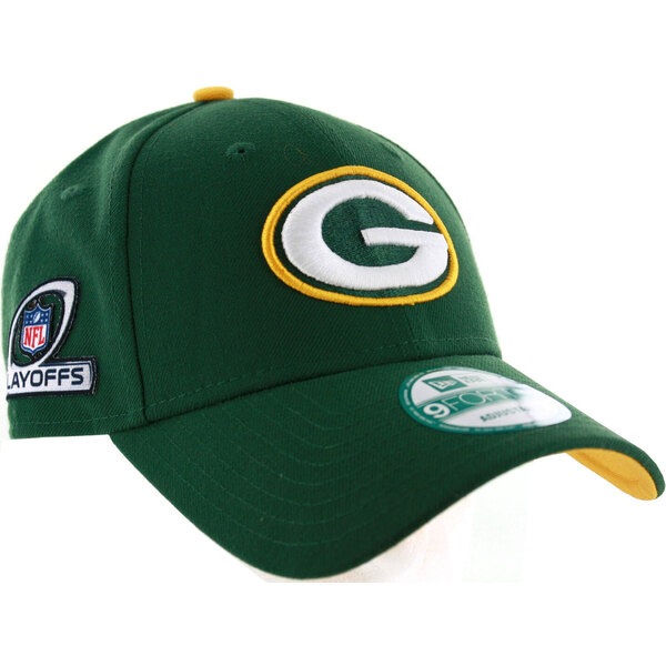 Packers 9FORTY Playoff Patch Adjustable Hat