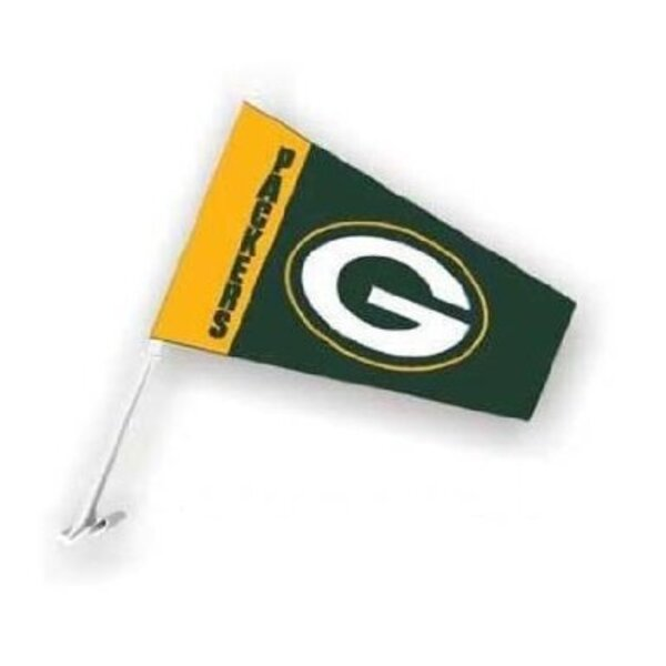 Packers Auto Windsock Car Flag