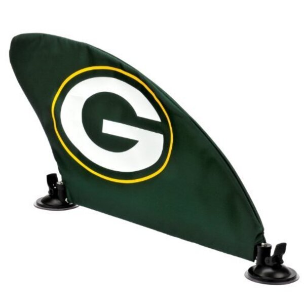 Packers Car Fin Team Logo Tailgate Auto Flag