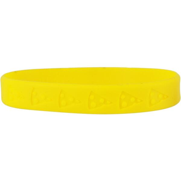 Packers Cheese Embossed Wristband