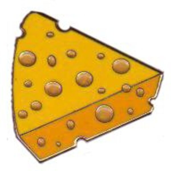 Packers Cheese Pin