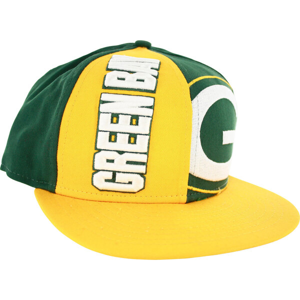 Packers Embroidered 9FIFTY Snapback Cap
