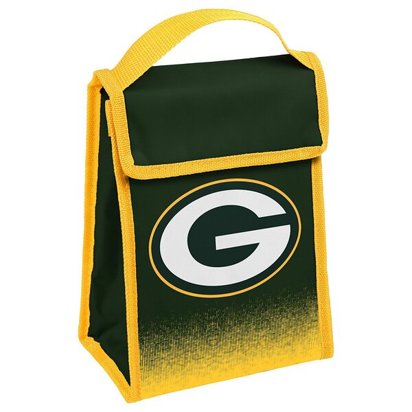 Packers Gradient Lunch Bag