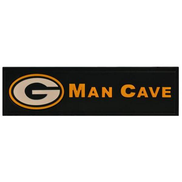 Packers Man Cave Sign Image