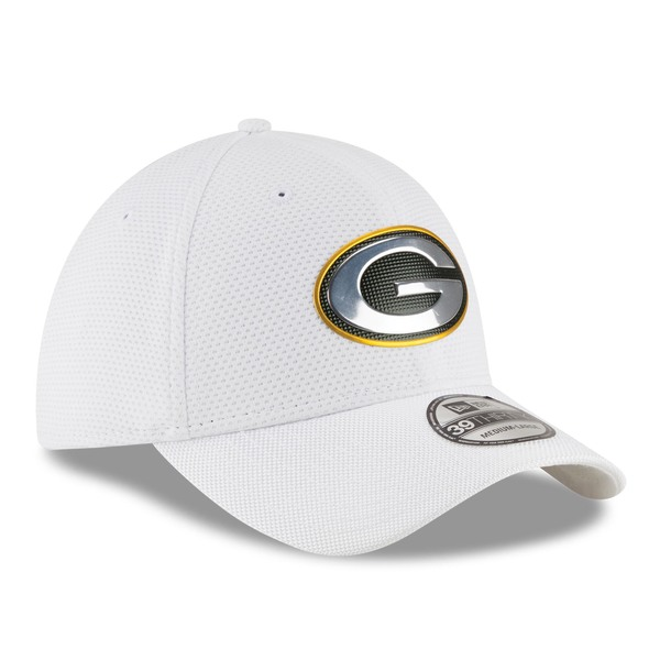 Packers On Field Color 39THIRTY Flex Fit Hat 2016