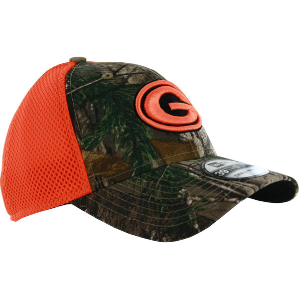 Packers RealTree Neo 39THIRTY Flex Fit Hat