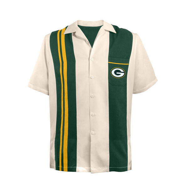 Packers Spare Men's Bowling Shirt