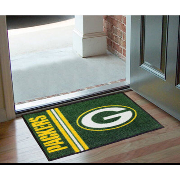 "Packers Starter Rug 20"" x 30"""