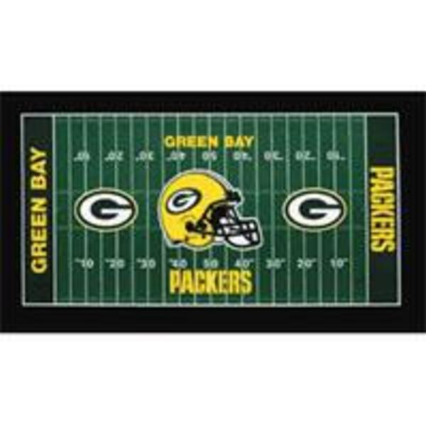Packers Throw Rug Welcome Mat