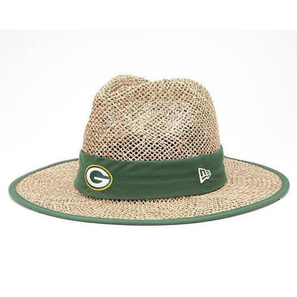 Packers Training Straw Hat Image